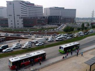 Uninterrupted public transportation service started to adana city hospital