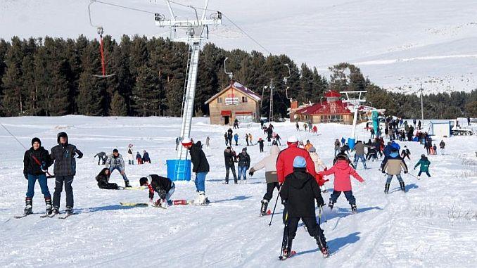 Ardahan governor checked the ski lifts