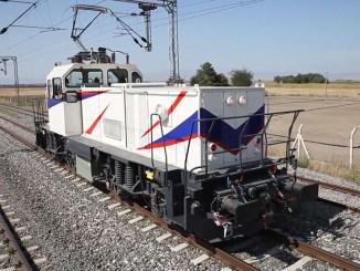 ТУБИТАК МАМ Домаћа електрична локомотива