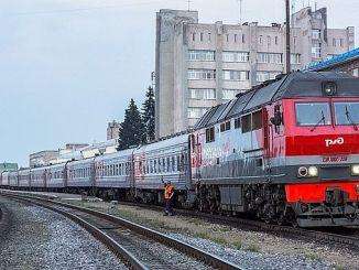 moskova ve ivanovo demiryolu hatti birbirine baglaniyor