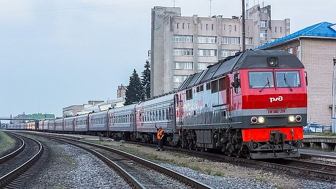 moscow and ivanovo railway lines are not interconnected