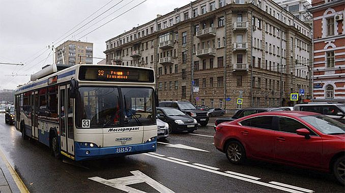 public transport to moskovada
