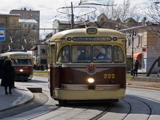 московски трамвай