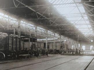 Eskisehir Railway Factory