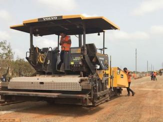 Senegal höghastighetståg