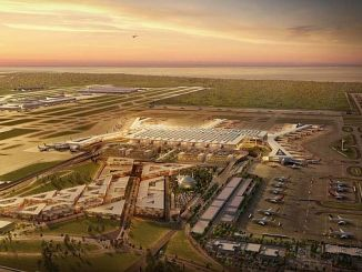 3 airport will reduce the time of the bulgaristan to 45 minutes