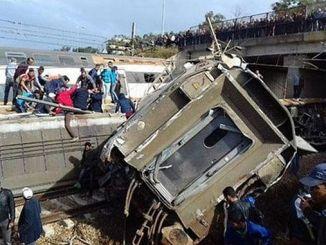 Accident de train rapide 10 100