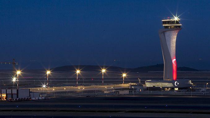 istanbul new airport advertising shook social media