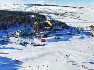sarikamis cibiltepe ski resort ready for the new season