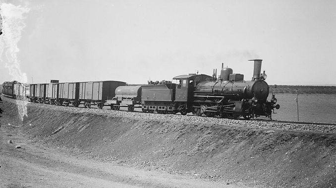 Ferrovia anatolica di Baghdad