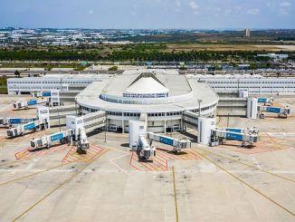 Antalya Airport Terminal