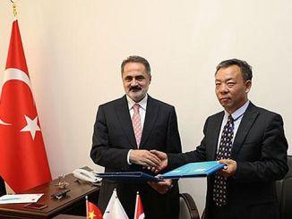 Relaciones Línea BTK con China se consolidará aún más en Turquía