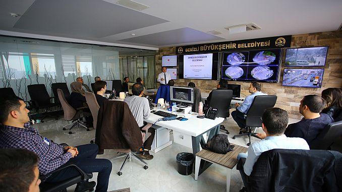 IMO visits Denizli Traffic Management Center