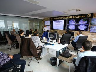 IMO visits Denizli Traffic Management Center