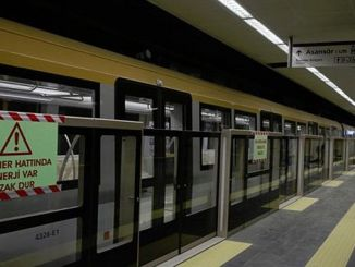 the second subway line of the Anatolian side