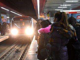 Ankara Metro færslur skrá farþega