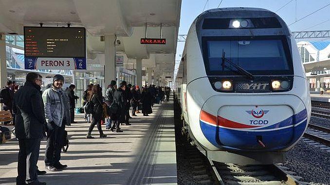 Turhan railway passengers to 183 million
