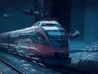 سوف نبني أنفاق تحت الماء للقطار السريع