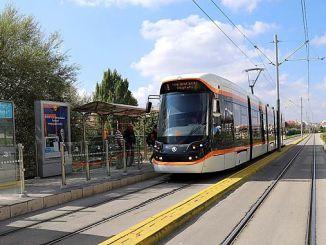 Zaustavlja se nova tramvajska linija u Eskisehiru