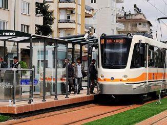 xnumx εκατομμύριο επιβάτες κινούνται κάθε μήνα στο gaziantepte