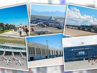 Наши аэропорты находятся на вершине Европы