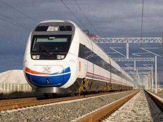 fast train must go through