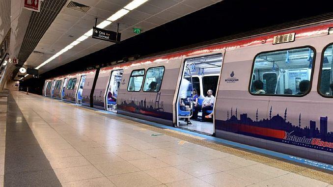 istanbul havalimani gayrettepe metro hatti 2019da hizmete girecek