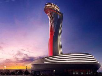 इस्तंबूल विमानतळ गंतव्य नेतृत्व