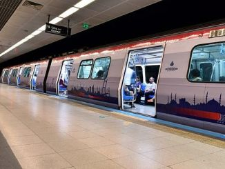 The time of the subway flights in Istanbul was extended due to besiktas genk maci