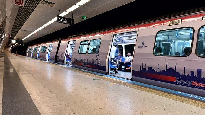 istanbulda metro seferlerinin saati besiktas genk maci sebebiyle uzatildi