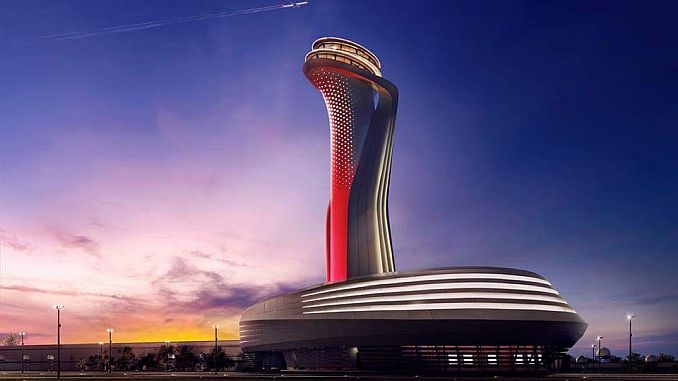 good party 3 get the name of the airport ataturk
