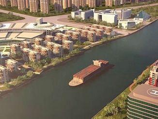 κανάλι Κωνσταντινούπολη μόνο για εμπορικά πλοία