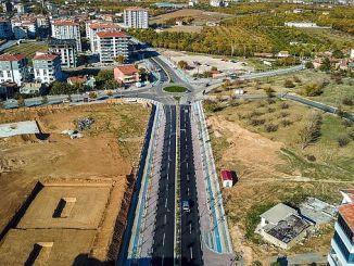 Yesilcam y goztepe sección de malatya cakak del norte camino completado