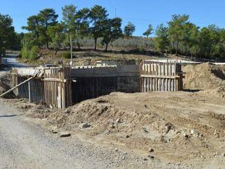 breakage construction at manavgat mill