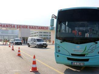vlotte transport naar manisa stadsziekenhuis