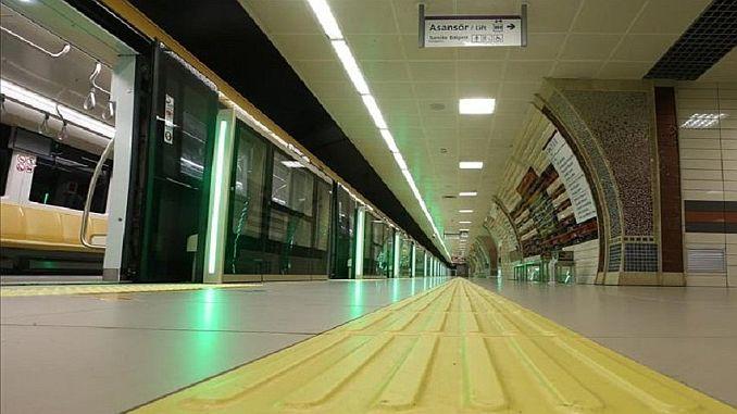 metro sabiha gokcen will be extended from airport to kurtkoy