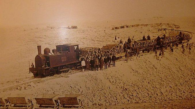 osmanlidan gunumuze railway video
