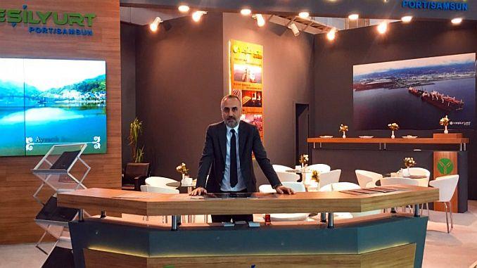 samsun yesilyurt port 12 logitrans participated in the logistics fair