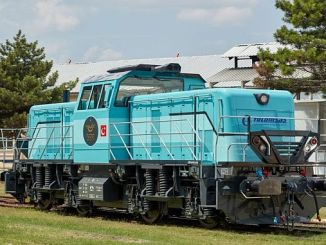 turkey hybrid locomotive was the fourth national dunyada