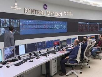 Na primeira viaxe de metro sen condutor turkiyenin 7 24 por que a confianza