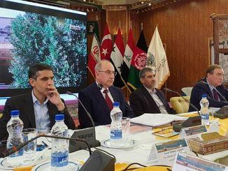 UIC 22 Middle Eastern Regional Board Rame Meeting