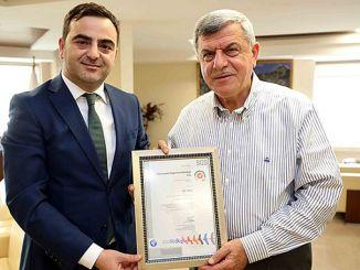 ulasimparka service quality certificate
