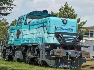 Inländische und nationale Hybridlokomotive sparen Millionen Euro