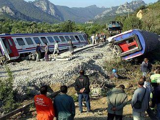 37 verloor zijn leven bij een treinongeval