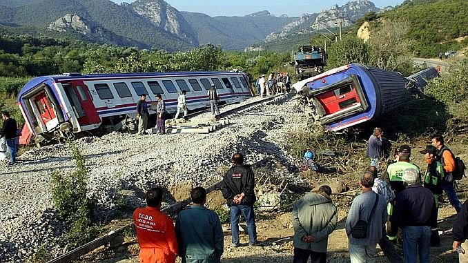 37 lost his life in a train-accident