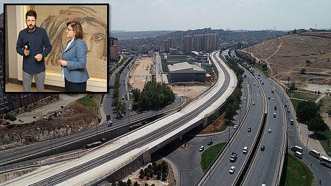 Speaker Sahin Gaziray Tells Metro Project