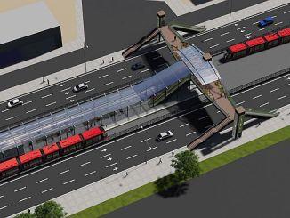 mujde t2 γραμμή τραμ θα ενσωματωθεί στην υποτροφία