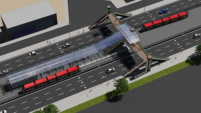 mujde t2 tram line will be integrated into scholarship