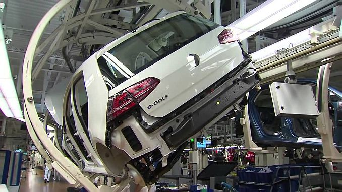 German factory will make my investment in the auto giant Volkswagen turkiyede