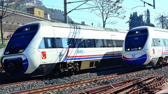 ankara istanbul speed train project